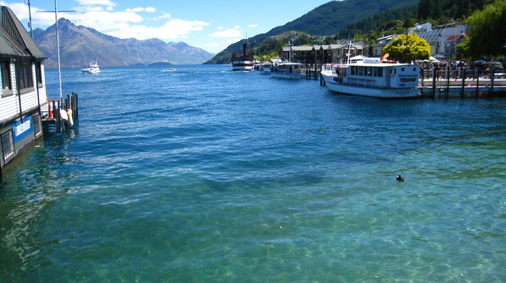 Queenstown destinations