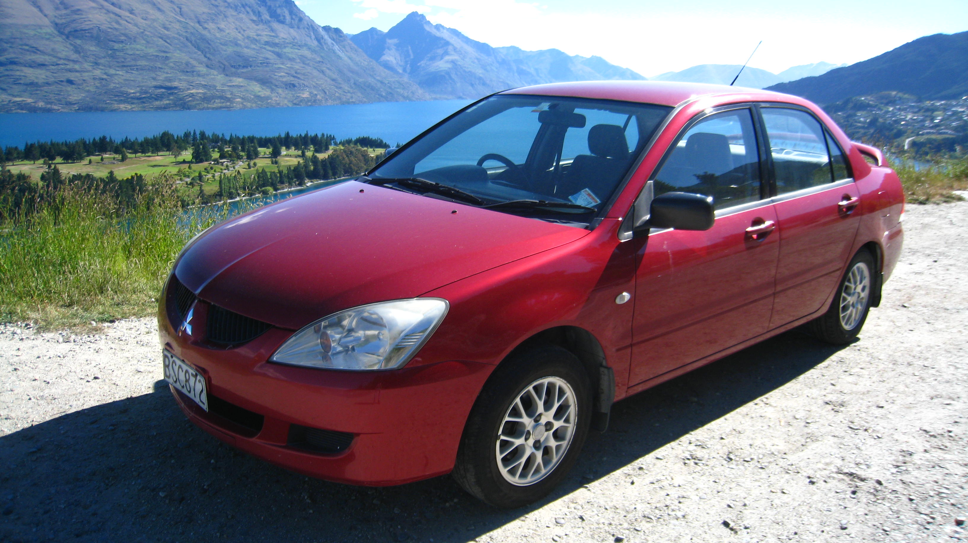 Act Now Car Rentals Queenstown